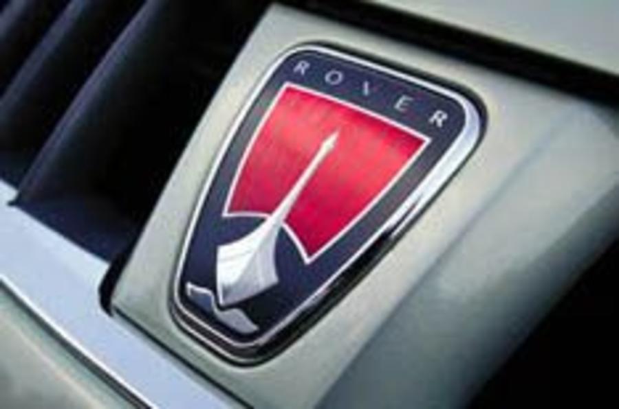 SAIC to buy MG Rover?