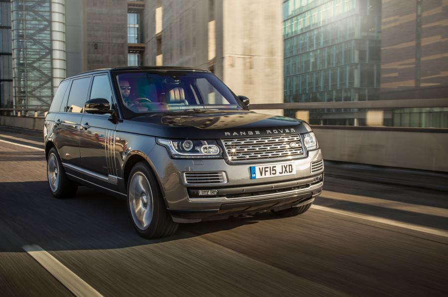 4 star Range Rover SVAutobiography