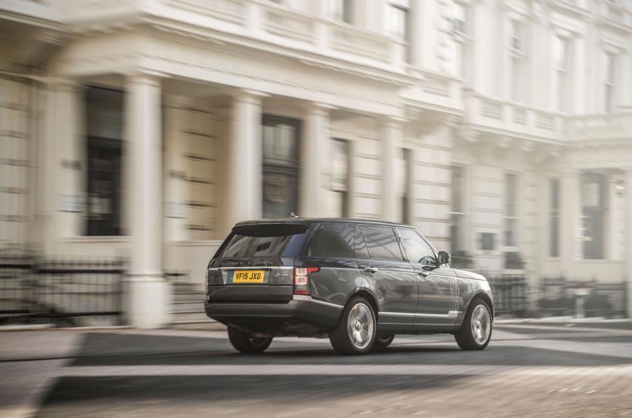 Range Rover SVAutobiography rear