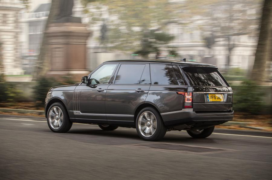 Luxurious Range Rover SVAutobiography