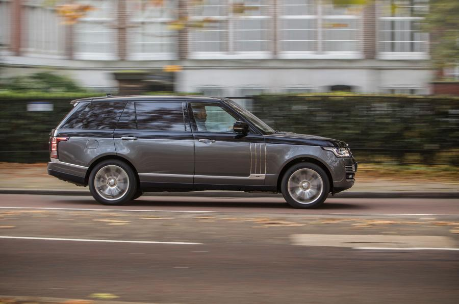 range rover svautobiography review 2019 autocar. Black Bedroom Furniture Sets. Home Design Ideas