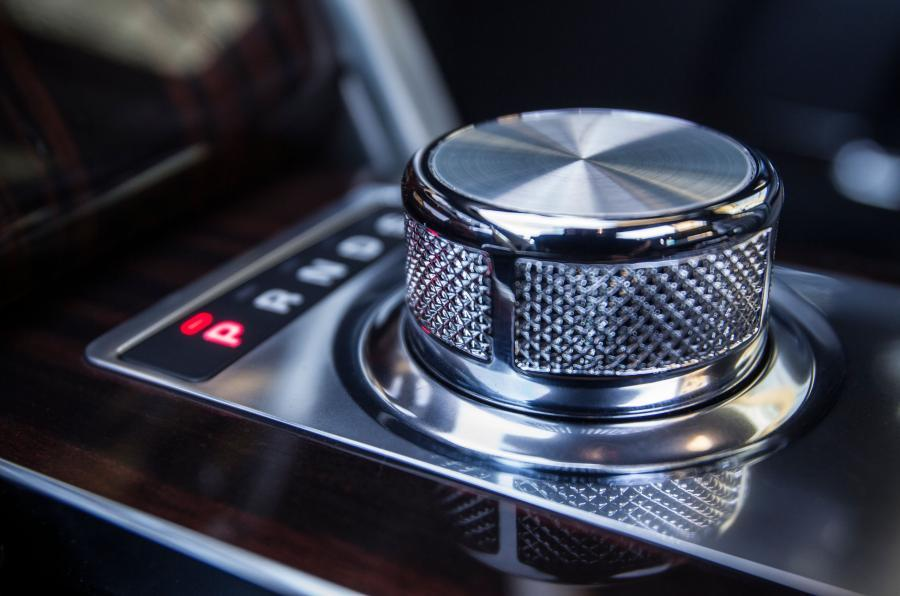 Range Rover SVAutobiography automatic gearbox