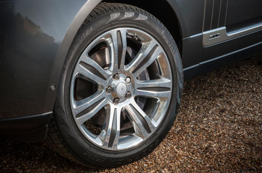 Range Rover SVA 20in alloys