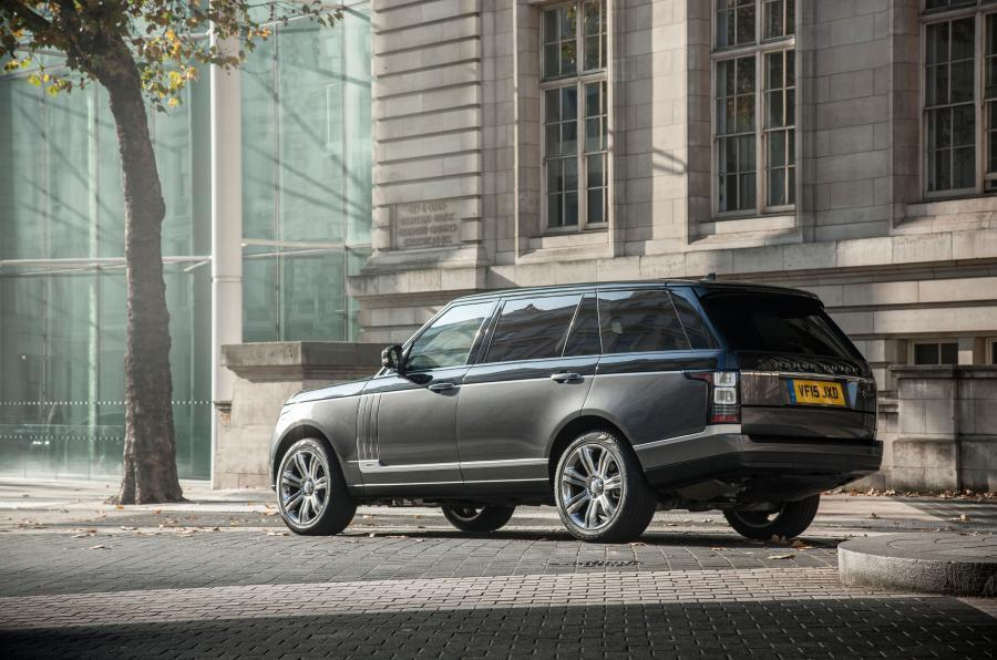 range rover svautobiography review 2017 autocar. Black Bedroom Furniture Sets. Home Design Ideas