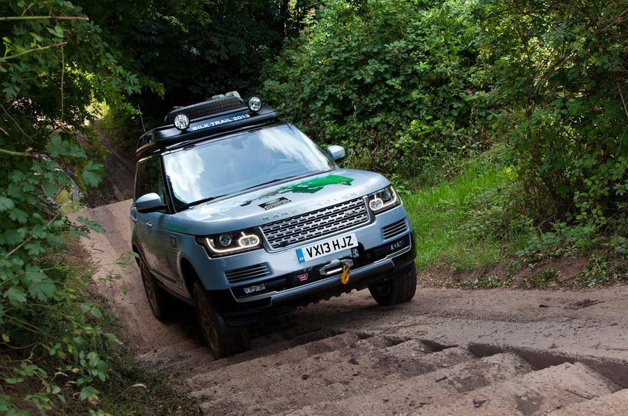 Jaguar Land Rover dodges strict EU CO2 laws