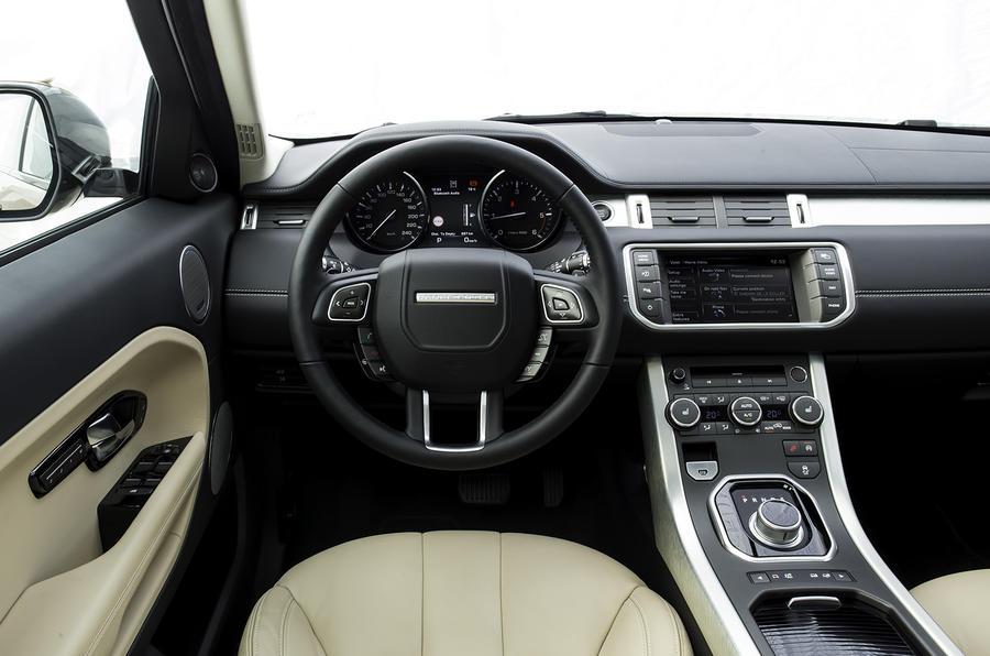 Evoque Dynamic Review Range Rover Evoque Si4 Review