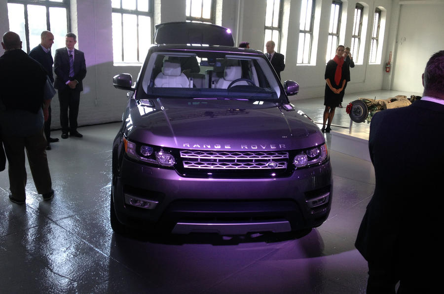 Range Rover Sport: the full details revealed