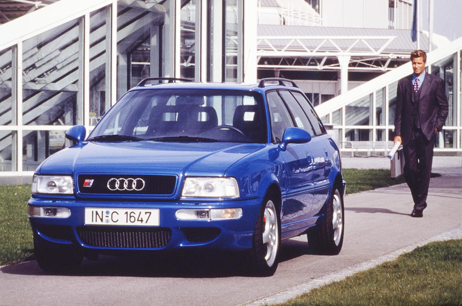 history of the audi rs2 picture special autocar. Black Bedroom Furniture Sets. Home Design Ideas