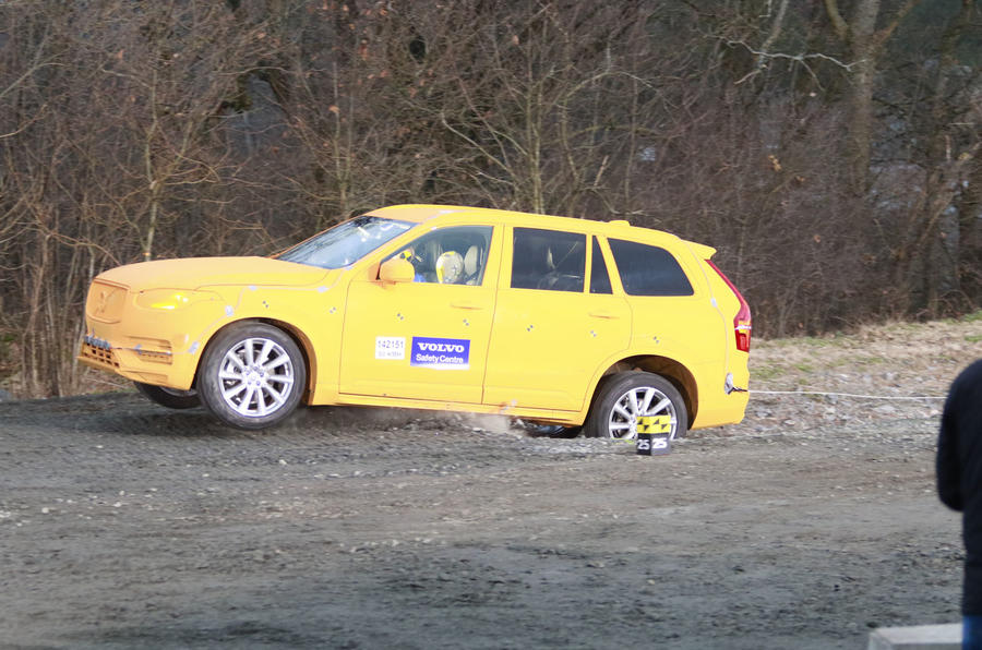 How Thor and his colleagues are helping Volvo to build safer cars