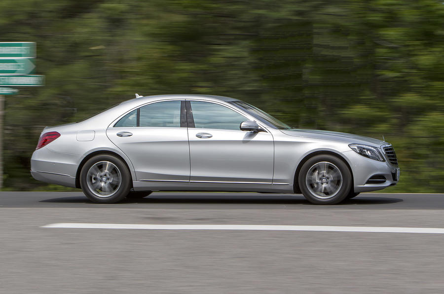 Mercedes Benz S300 BlueTEC Hybrid first drive review