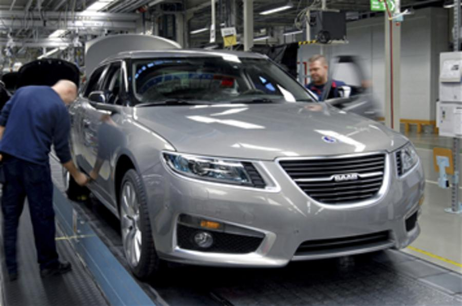 Saab secures Chinese investment