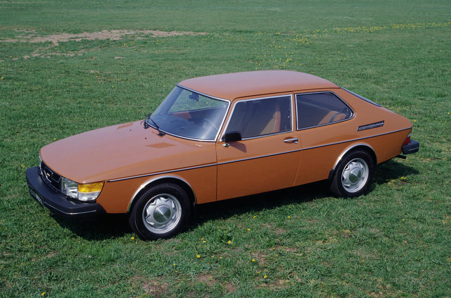 A brief history of Saab