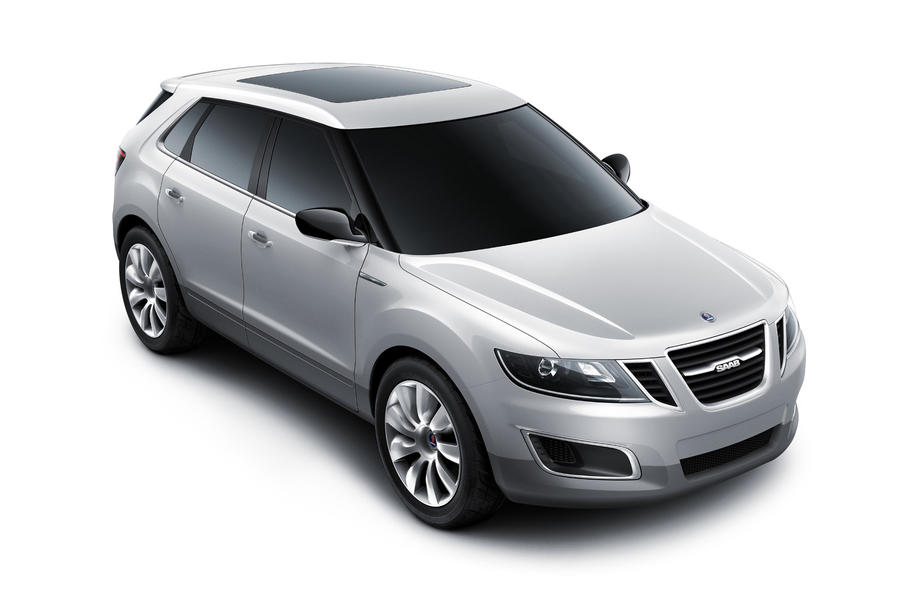 Five new Saabs by 2013