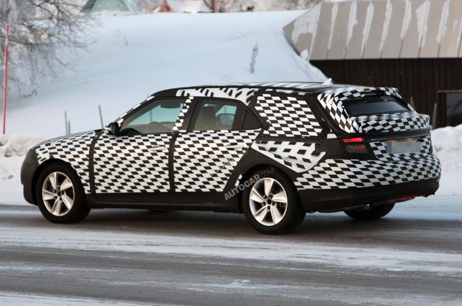 Saab 9-5 testing continues