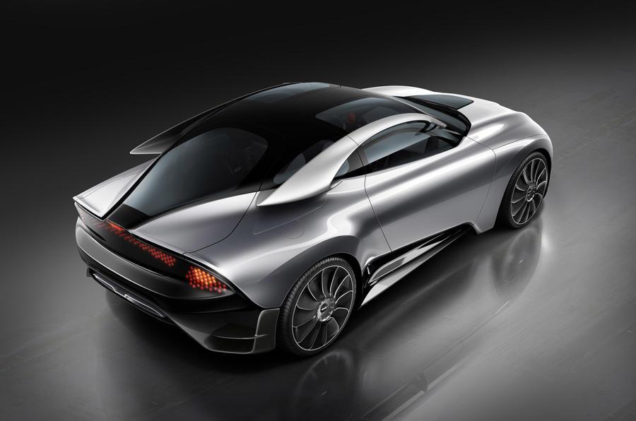 Geneva motor show: Saab PhoeniX