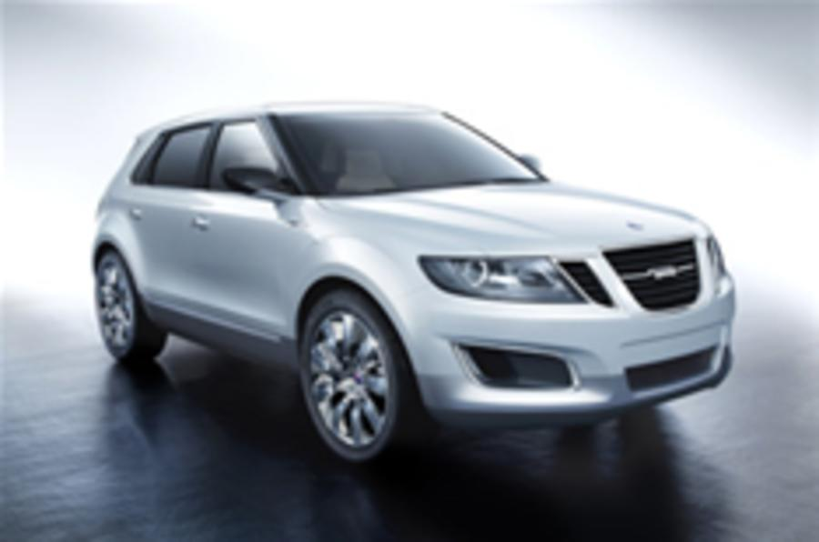 Introducing Saab's small 4x4: 9-4X