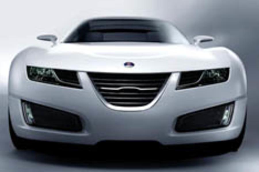 Saab reveals Aero X show-stopper