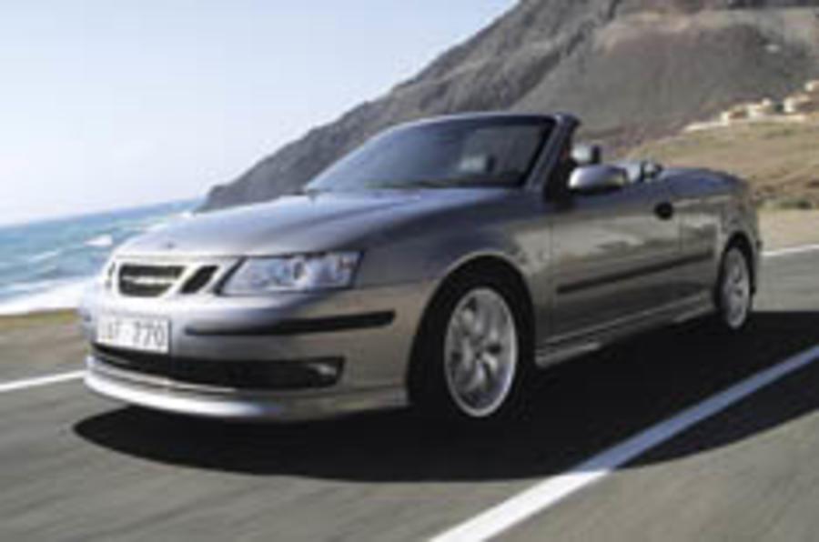 Saab's diesel drop-top