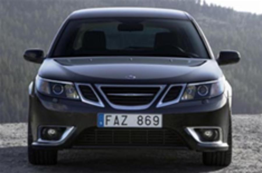 New face for Saab 9-3