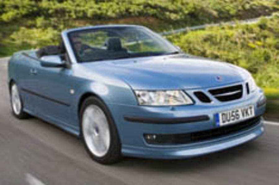 Saab's 60th anniversary specials