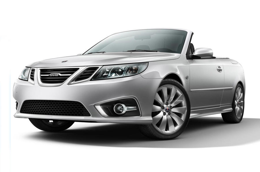 Saab 9-3 facelift from £21,495
