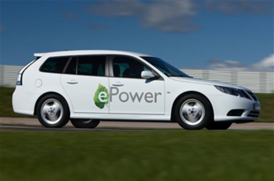 Saab invests in AWD electric tech