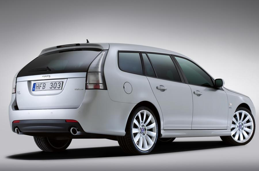 Geneva motor show: Saab 9-3 facelift