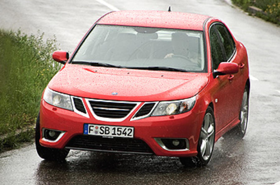 Saab to test electric 93s