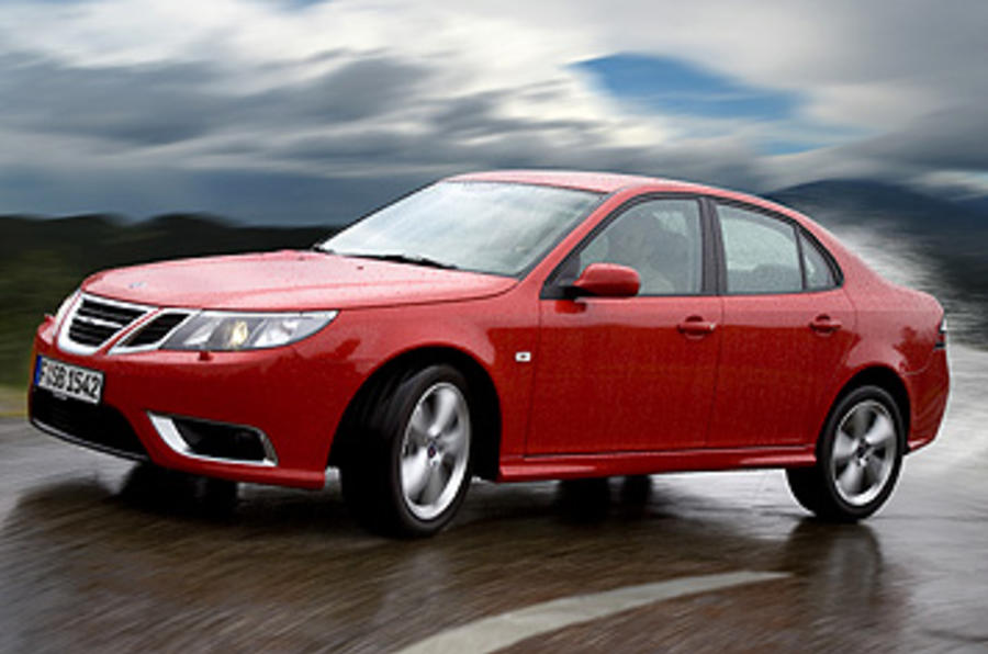 New Saab 9-3 confirmed for 2012