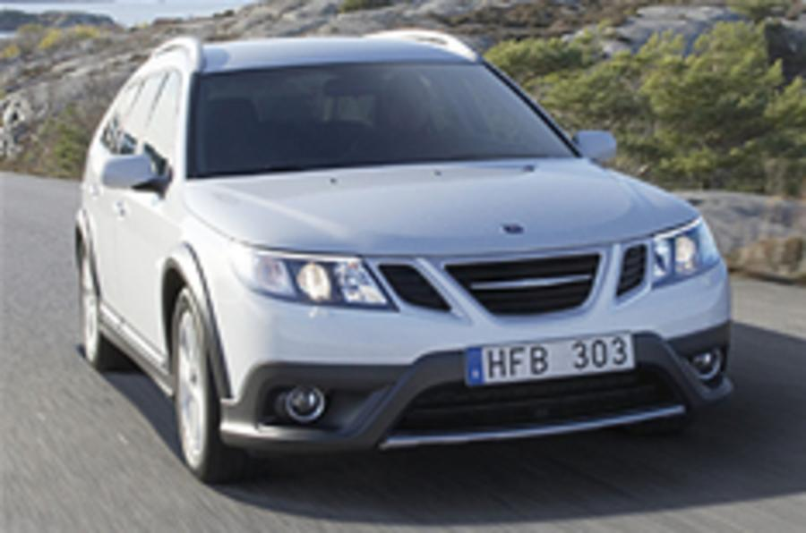 Saab aims for independence