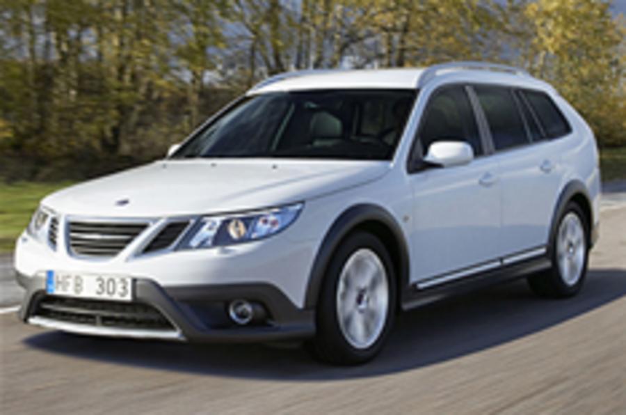 Official pics: Saab 9-3X