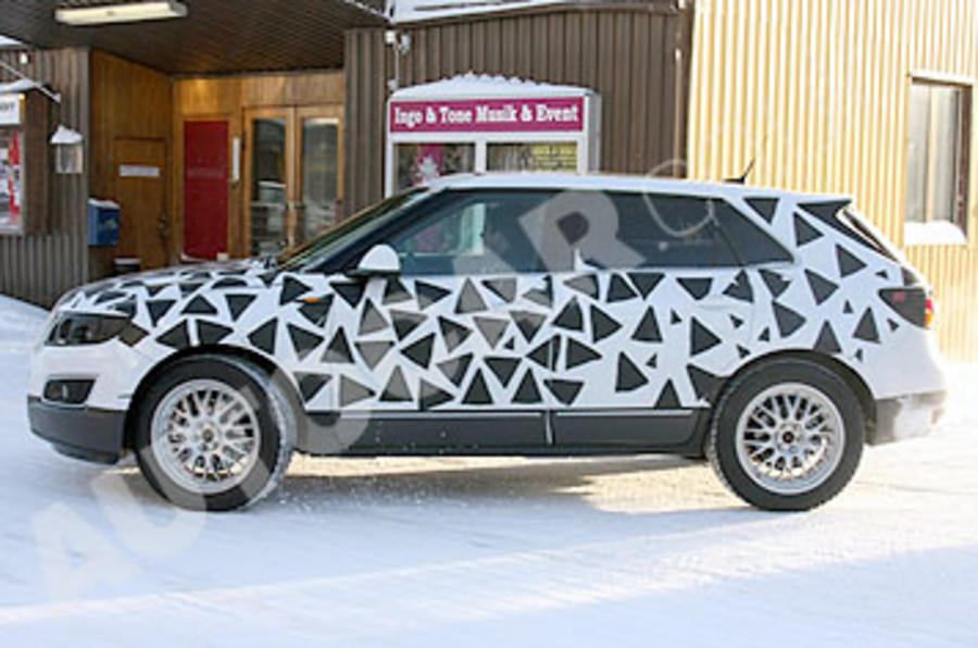 Saab 9-4X enters production