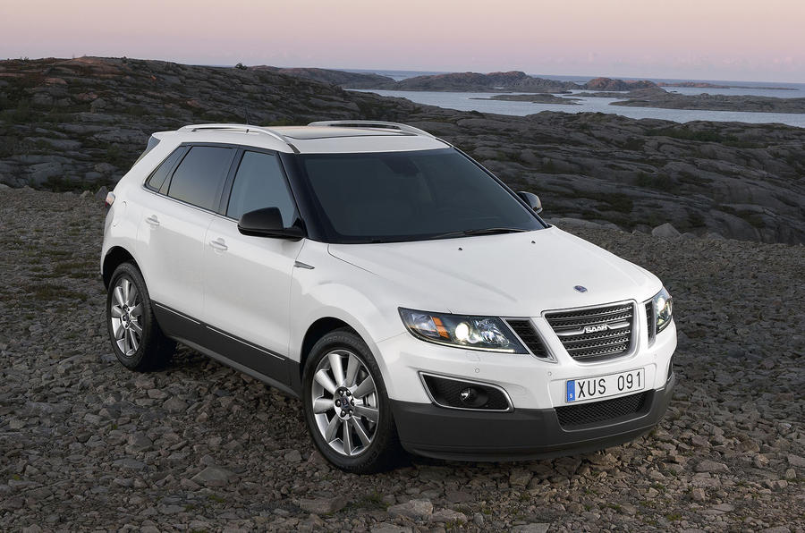 Saab 9-4X diesel ruled out