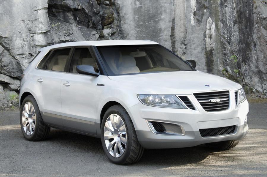 New Saab 9-4X confirmed