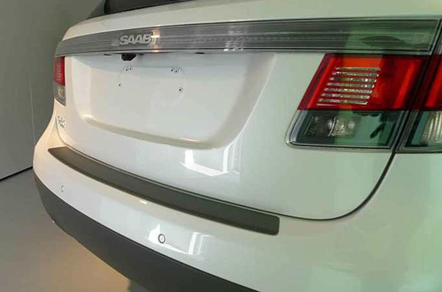 Saab 9-4X leaked ahead of LA