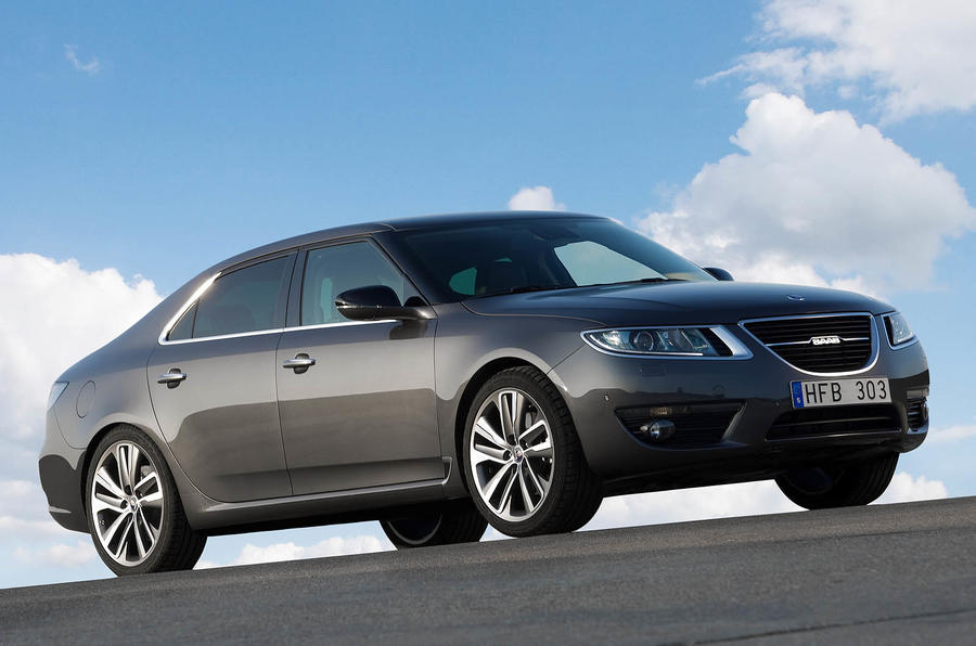 Saab improves 9-5's chassis