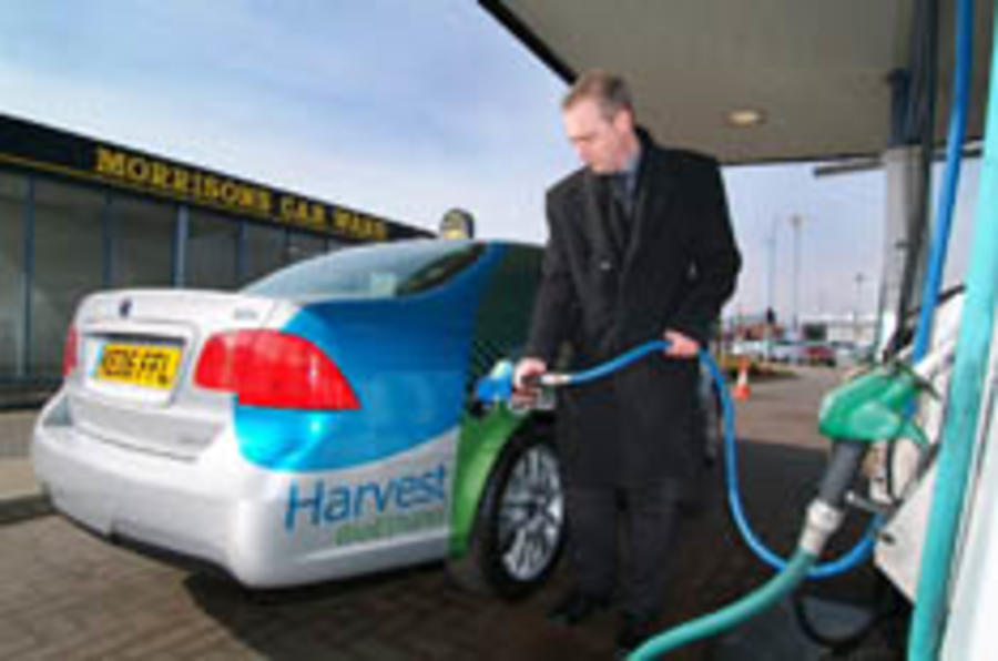 UK biofuel tap turned on (updated)