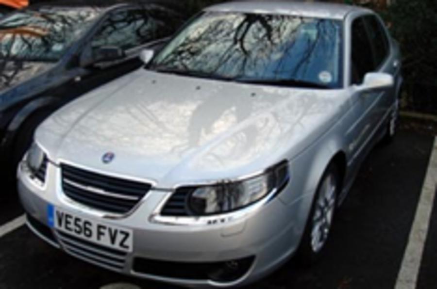 Saab 'sells old 9-5 to BAIC'