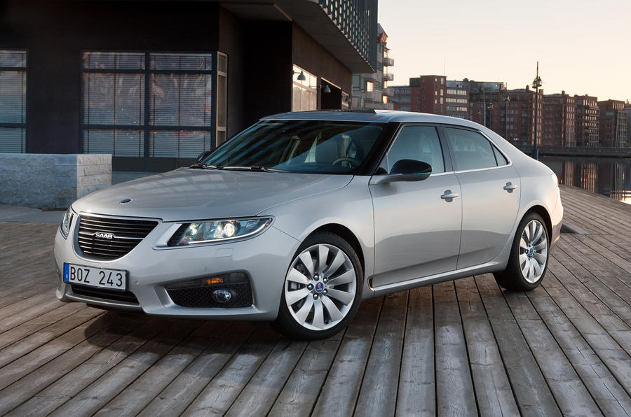 Saab bids to avoid bankruptcy