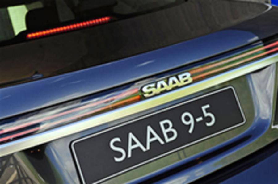SAIC may take Saab stake