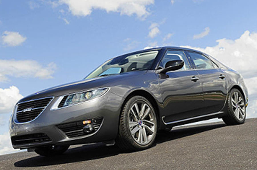 Saab closure will kill new 9-5
