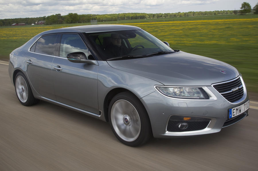 Saab to lower 9-5 CO2 emissions