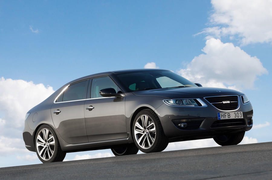 New engines for Saab 9-3, 9-5
