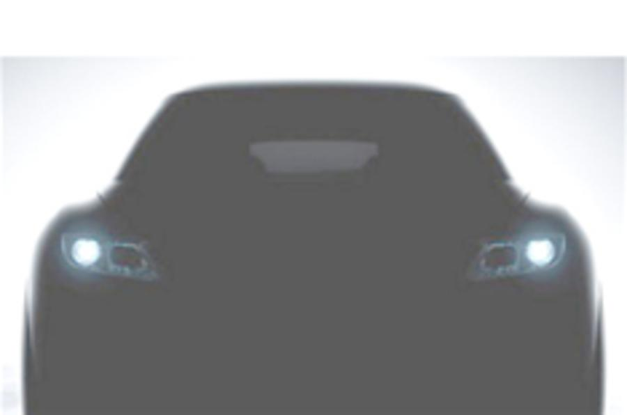 See Saab's 9-1 teaser shot