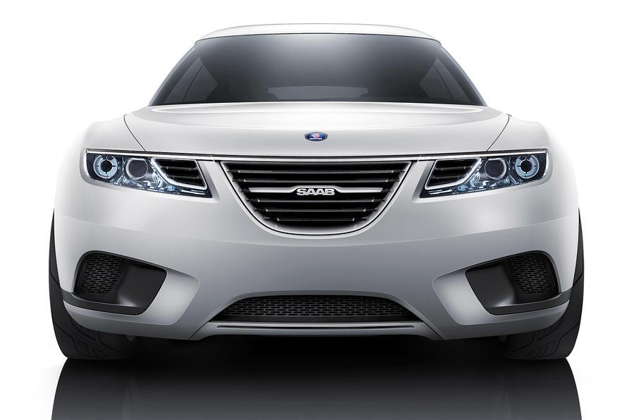 Saab 'to use Mini platform'