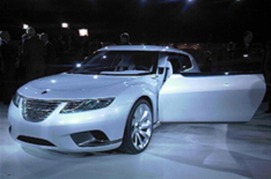 Geneva 2008: Saab 9-X BioHybrid
