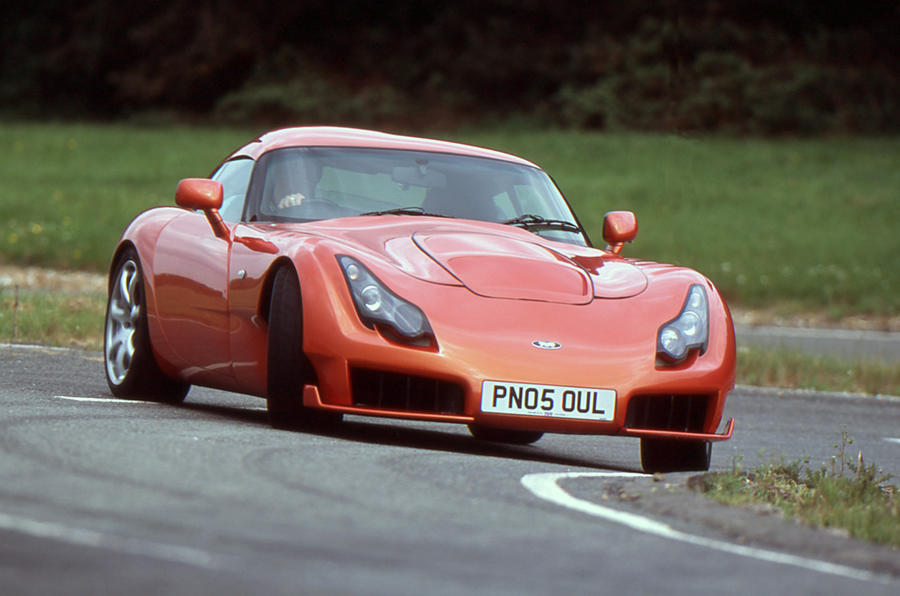 Binging back TVR: Reliving the glory years