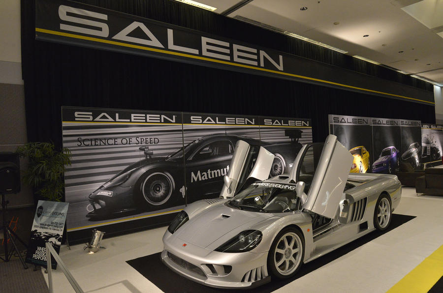 Saleen confirms electric car project