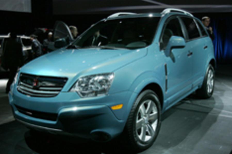 LA show: GM goes hybrid