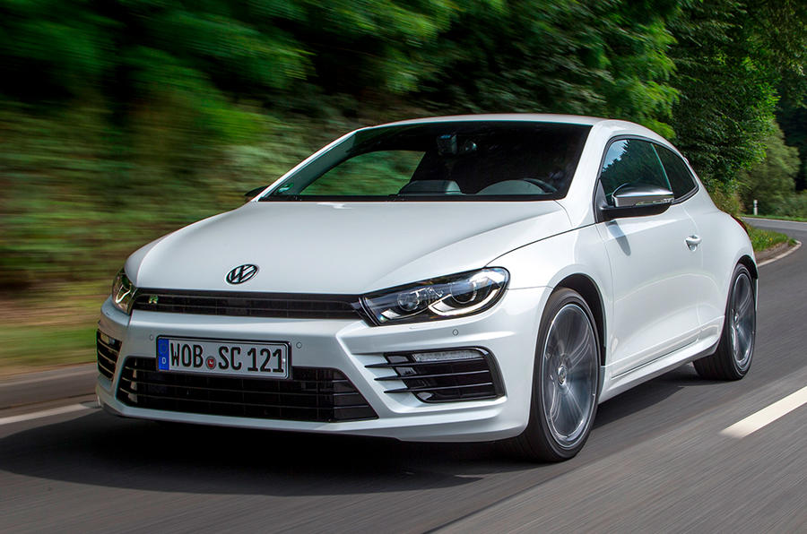 2014 Volkswagen Scirocco R first drive review